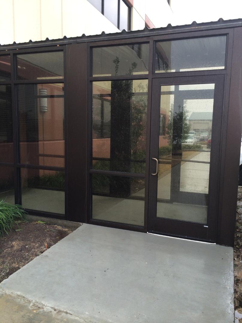 Insulated Glazing Storefront System : M i glass inc houston