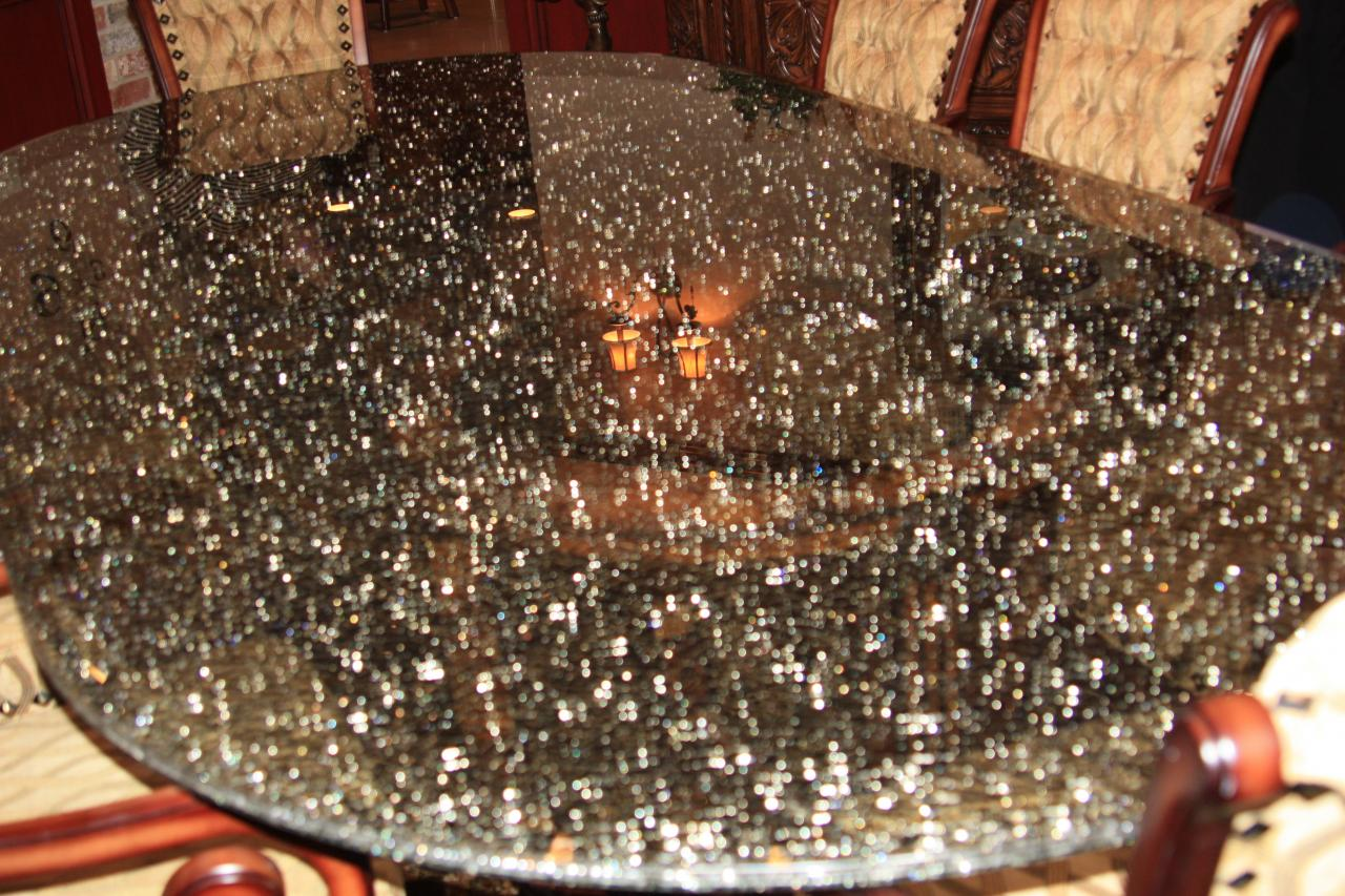 MI Glass Inc Houston - Cool table tops